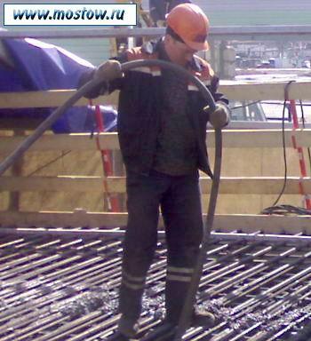 Техника безопасности для бетонщика